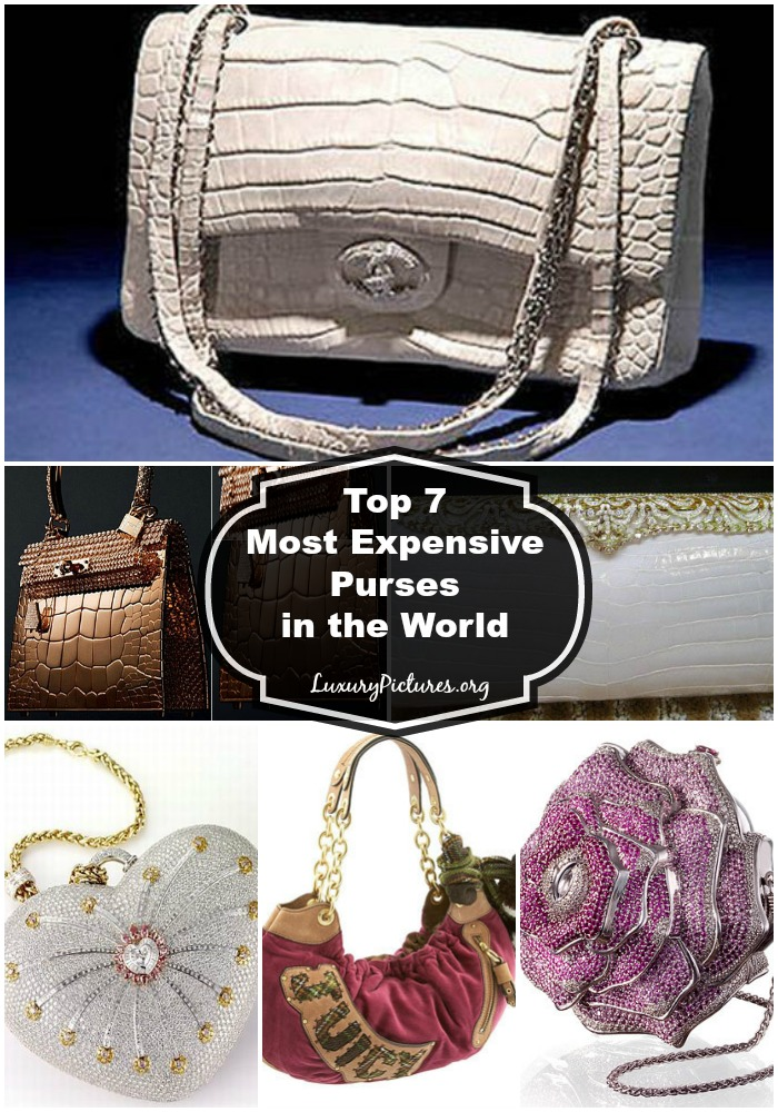 Top 7 Most Expensive Purses in the World