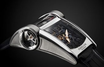 Bugatti Chiron serves as inspiration for the new Parmigiani Fleurier watch