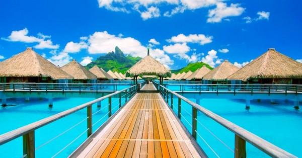 French Polynesia Hotel The St Regis Bora Bora Resort Deals