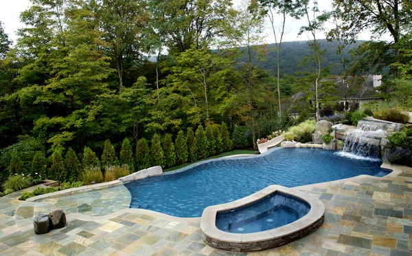 Inground Swimming Pools Luxury Pictures